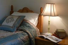 Hill Top | Shorefield Bed & Breakfast